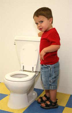 Boy Toilet